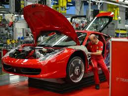 ferrari factory has ferrari got lost driving to market the independent