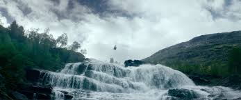 ex machina filming location ex machina locations waterfall google search film location