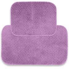Lavender Bathroom Set Buy Purple Bathroom Rugs From Bed Bath U0026 Beyond