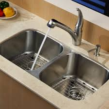 Recommended Kitchen Faucets Kitchen Large Single Bowl Undermount Stainless Steel Kitchen Sink