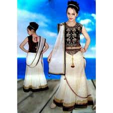 lancha dress kids lancha manufacturer from delhi