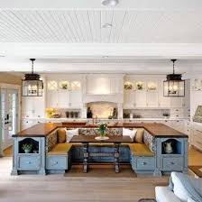 17 best ideas about kitchen alluring kitchen bench with table