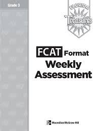weekly assessment grade 3 multiple choice penguin