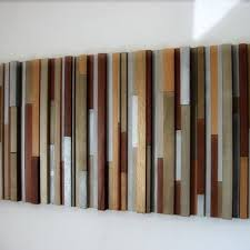 handmade wood wall sculpture by modern rustic llc