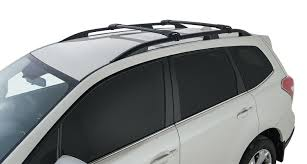 Subaru Forester 2014 Roof Rack by Rhino Rack Vortex Stealthbar 2 Bar Roof Rack 14 17 Forester 13
