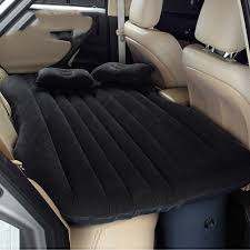 waterproof inflatable travel camping car seat sleep rest spare