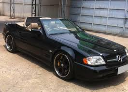 mercedes sl280 mercedes sl 280 r129 sports in