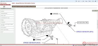 toyota gsic repair manual wiring diagram body repair and etc