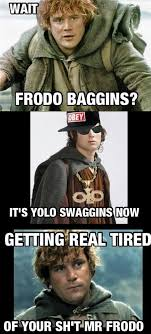 Frodo Meme - frodo pictures and jokes the lord of the rings funny pictures