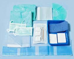 Disposable Drapes O Pak Oral Surgery Drape Sterile 66 21 Box Of 6 Ad Surgical A200