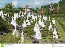 Nong Nooch Tropical Botanical Garden by Nong Nooch Tropical Botanical Garden Pattaya Chonburi Thailand