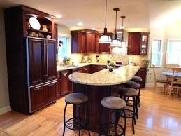 2 tier kitchen island 2 level kitchen island pictures 2 tiered kitchen island ideas