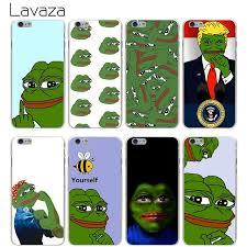 Meme Iphone 5 Case - lavaza high quality phone cases the frog meme hard transparent cover