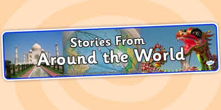Stories From Around The World Stories From Around The World Photo Display Banner Stories