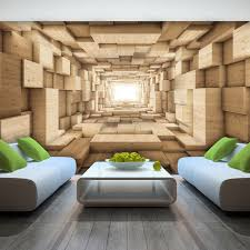 photo wallpaper wooden 3d effect abstract tunnel wall mural photo wallpaper wooden 3d effect abstract tunnel wall mural 3247ve