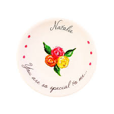 you are special plate you are so special colorful timree