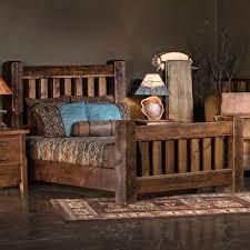 the 25 best log bed frame ideas on pinterest log bed