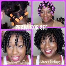 perm rods on medium natural hair natural hair perm rod set very detailed