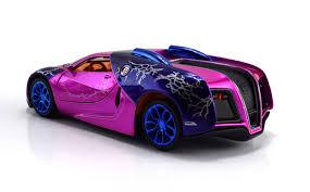 1 32 ao version caipo bugatti veyron supercar skytraq alloy
