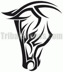 best 25 tribal horse tattoo ideas on pinterest horse tattoo