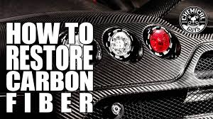 nissan 370z carbon fiber hood how to restore carbon fiber chemical guys nissan 370z youtube
