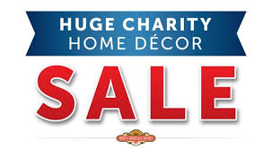 charity home decor sale raising money for mcmaster children s