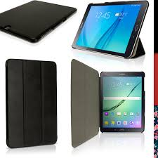 pu leather smart cover for samsung galaxy tab s2 9 7