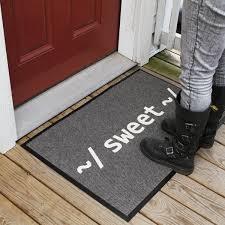 Geek Doormat Way Better Than The Old Popular