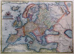 Map Of Europe And Capitals by Early Modern Europe Wikipedia