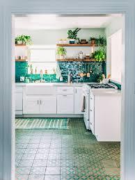 Green Kitchen Rugs Best 20 Tropical Kitchen Ideas On Pinterest Green Kitchen Tile