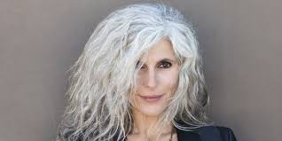 hair color for women in their 40s 6 reasons gray hair is white hot again huffpost