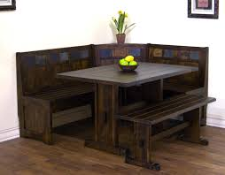 Kitchen Collection Wrentham Corner Bench Custom Corner Bench Set By North Park Woodcraft Ltd