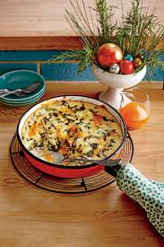 thanksgiving breakfast casseroles to hold them southern living