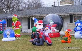 827 inflatable lawn decorations 1k smiles