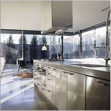 modern kitchen design with fabulous arch lamp ideas also
