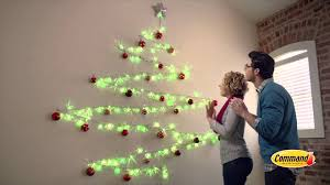 christmas tree light clips holidays with command hooks youtube