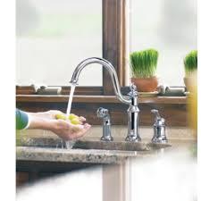 moen waterhill kitchen faucet shs711nl waterhill single handle kitchen faucet polished nickel