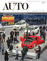 massachusetts auto dealer magazine by massachusetts state