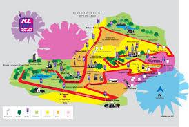 Hop On Hop Off Los Angeles Route Map by Kl Hop On Hop Off U2013 Visit Kuala Lumpur In A Day U2013 Footsteps U2026 U2026