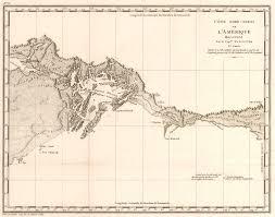 map of vi 1799 cote nord ouest de l amerique reconnue par le cap vancouver