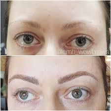 microblading platinum blonde eyebrows google search micro