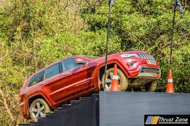 jeep grand cherokee camping camp jeep experience in mumbai flawless and luxurious off roading