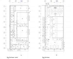 club house plans u2014 atlantic racquet centre