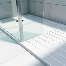 Walk In Shower Doors Glass by Mode Luxury 8mm Walk In Shower Enclosure Pack With Tray