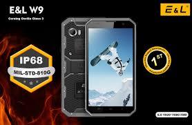 T Mobile Rugged Phone E U0026l Proofings W9 Ip68 Waterproof Dual Camera 4g Rugged Smartphone
