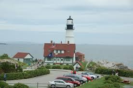Cape Elizabeth Lights Lighthouse Touring In Maine Ladyaliceluxlady Alice Lux