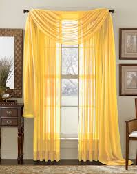 Yellow Curtain Decorating Yellow Curtains Target Navy Blue And Lemon Sheer