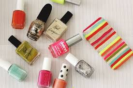 20 creative uses of nail polish that you need to try
