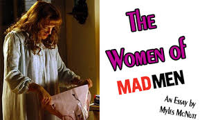 The Women of      Mad Men       An Essay   Cultural Learnings Cultural Learnings