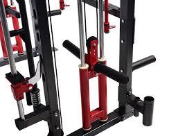 functional trainer smith machine power rack inc leg press